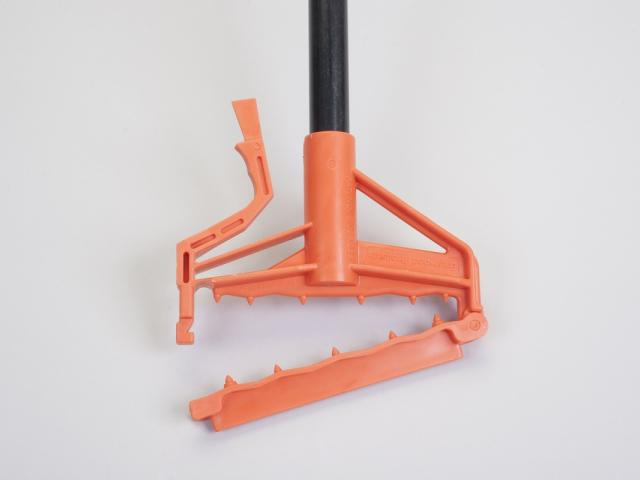 """Shank-Free """"Quick-Bite"""" Wet Mop Holder - Briarwood Products"""