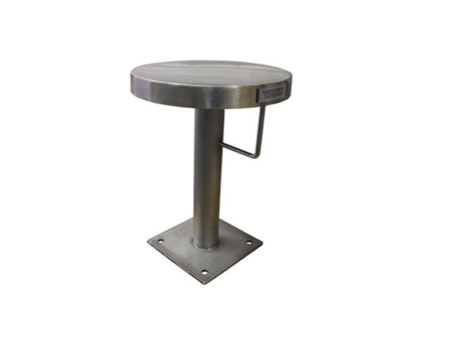 Floor Mounted Detention Stool