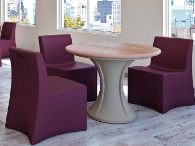 intensive use cafe table - SWS Group
