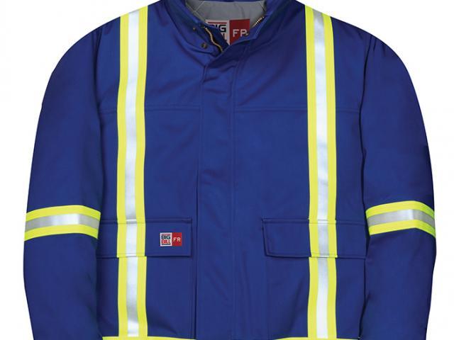 Flame-Resistant Jacket
