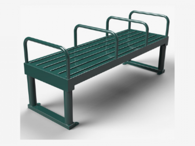 workout bench in correctional facilities - sws group