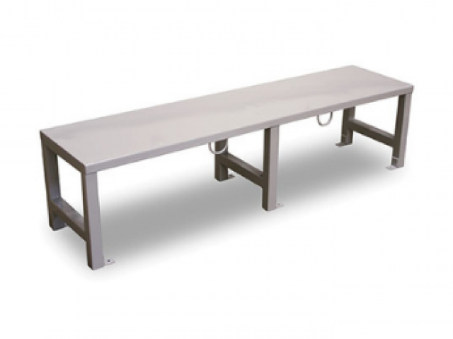 floor mounted bench - SWS Group