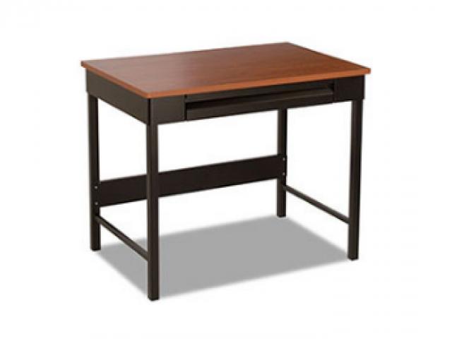 institutional-grade steel desk - SWS Group
