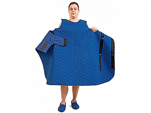 Fire Resistant Security Gown