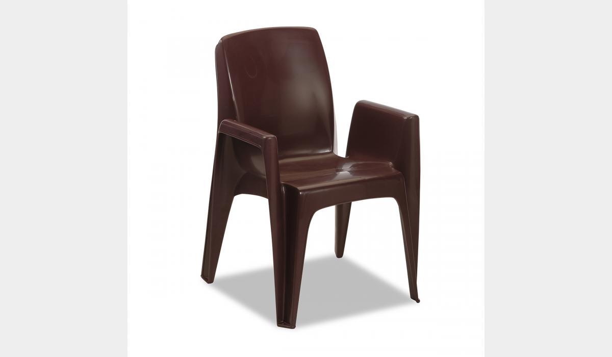Integra Arm Chair - Plum
